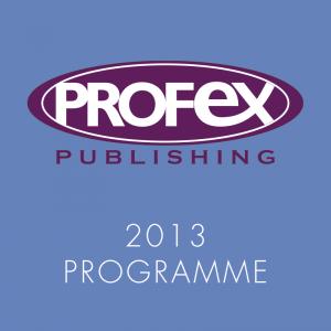 2013 Programme