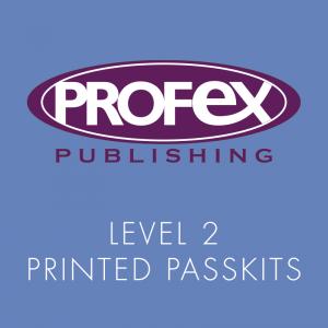 Certificate Printed PassKits